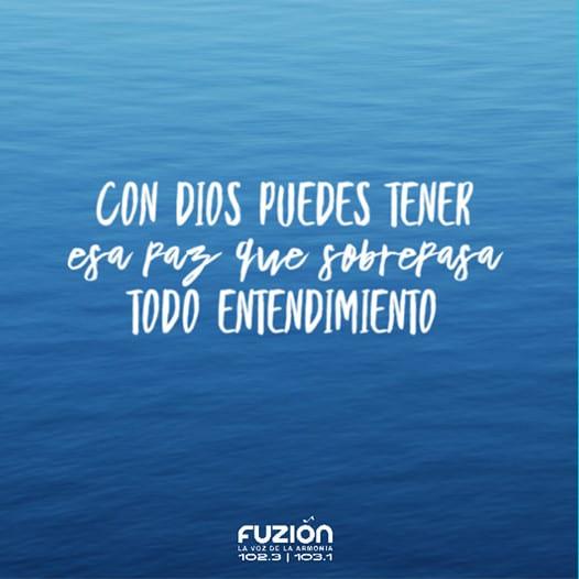 Entendiendo la Paz de Dios
